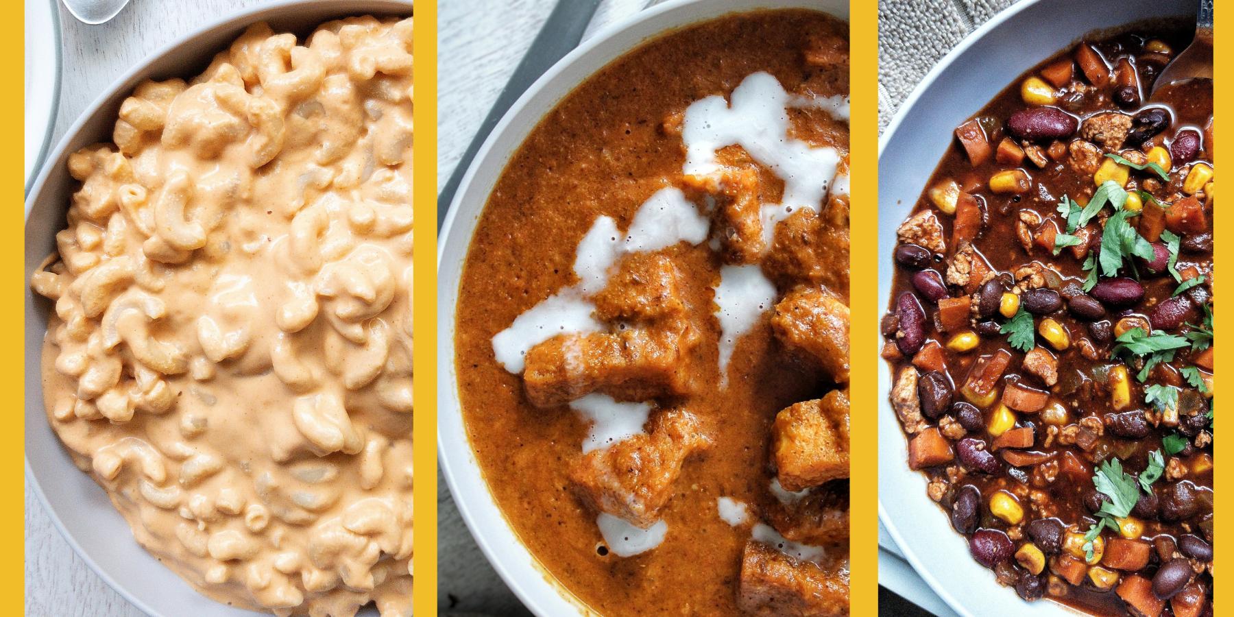 11 plant-based dinner recipes for dinner